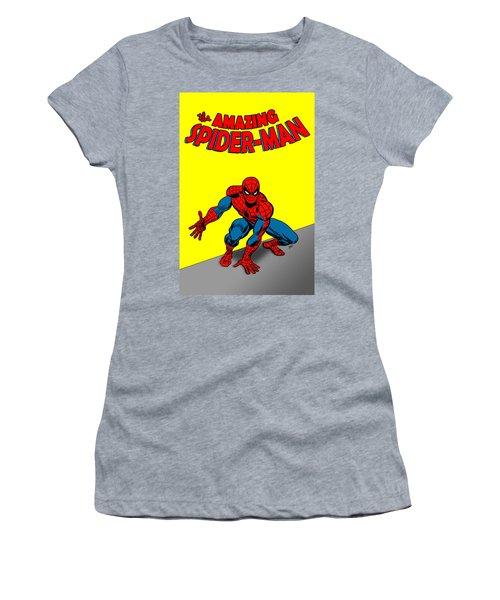 The Amazing Spider-man Women's T-Shirt