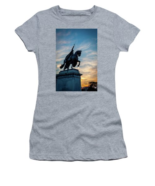 The Apotheosis Of St. Louis Women's T-Shirt