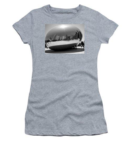 The Bean B-w Women's T-Shirt