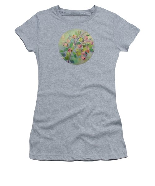 The Beauty Of Spring Women's T-Shirt (Junior Cut) by Mary Wolf
