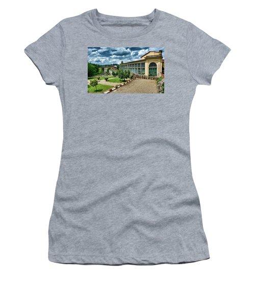 The Beauty Of The Boboli Gardens Women's T-Shirt