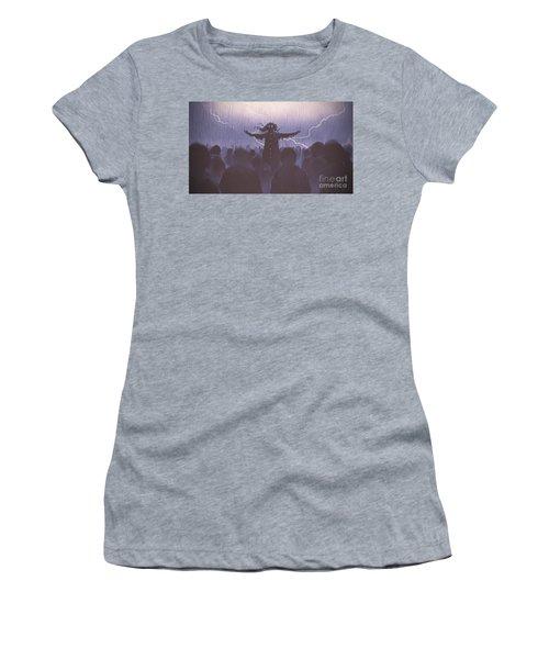 The Black Wizard Women's T-Shirt