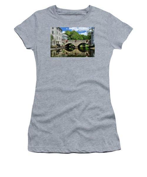 The Choate Bridge Women's T-Shirt (Athletic Fit)