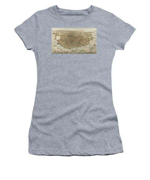 The City Of San Francisco Women's T-Shirt