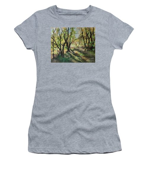 The Clearing Women's T-Shirt (Athletic Fit)