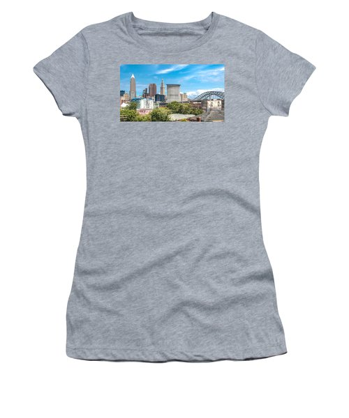 The Cleveland Skyline Women's T-Shirt