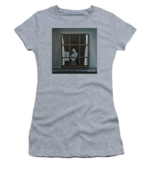 The Color Of Flute Women's T-Shirt (Junior Cut) by Fei A