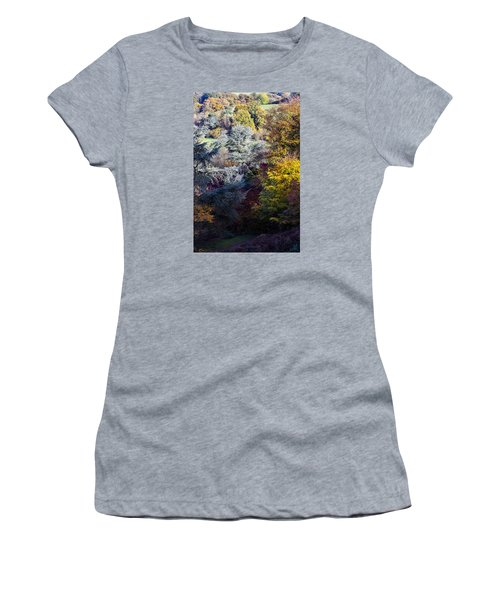The Colours Of Autumn Women's T-Shirt