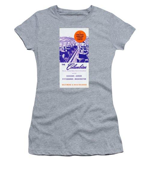 The Columbian Women's T-Shirt