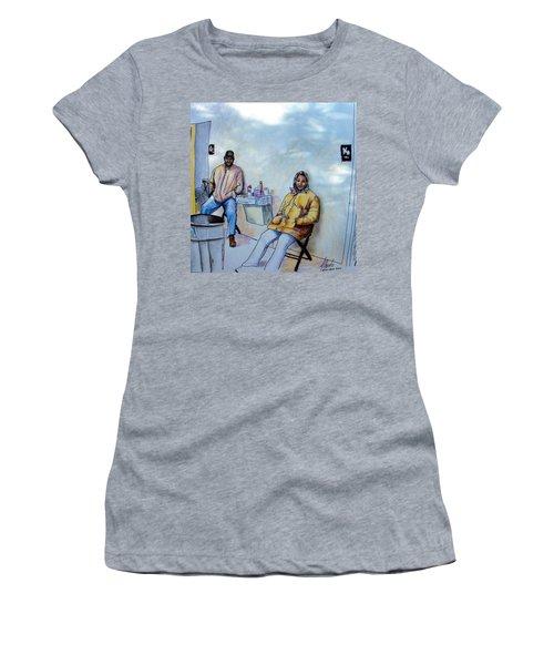 The Custodians Women's T-Shirt (Athletic Fit)