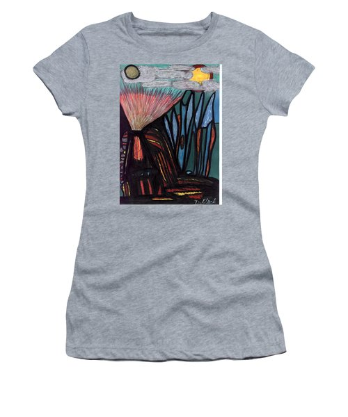 The Dawn Of Formation Women's T-Shirt (Junior Cut) by Darrell Black