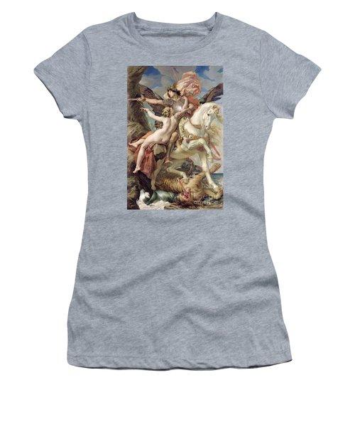 The Deliverance Women's T-Shirt (Athletic Fit)
