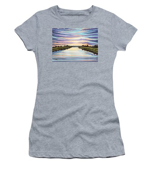The Delta Experience Women's T-Shirt (Athletic Fit)