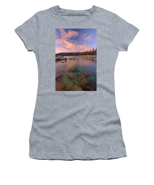 The Depths Of Sundown Women's T-Shirt