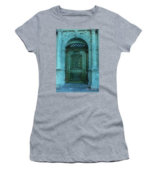 The Door To The Secret Women's T-Shirt