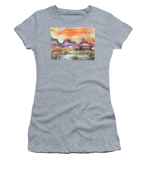 The End Of The Day 2 Women's T-Shirt