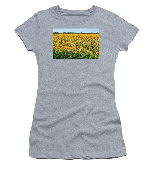 The Field Of Suns Women's T-Shirt