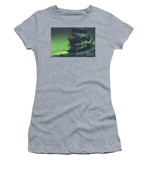 The Flying Dutchman Women's T-Shirt