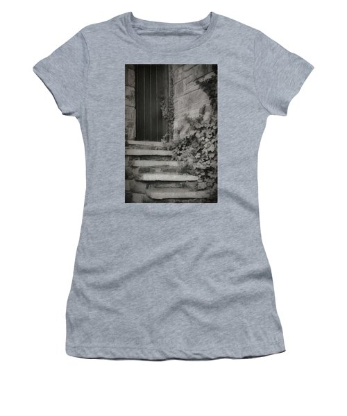The Forgotten Door Women's T-Shirt (Athletic Fit)