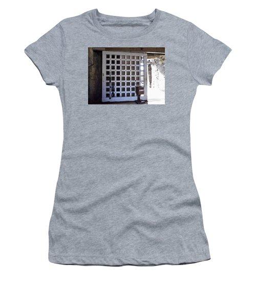 The Fort Door Women's T-Shirt