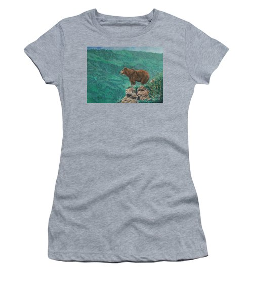 The Franklin Grizzly Bear Women's T-Shirt