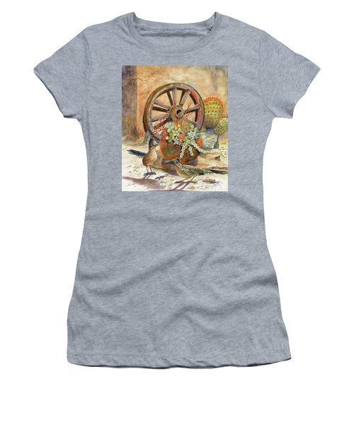 The Gift Women's T-Shirt (Junior Cut) by Marilyn Smith