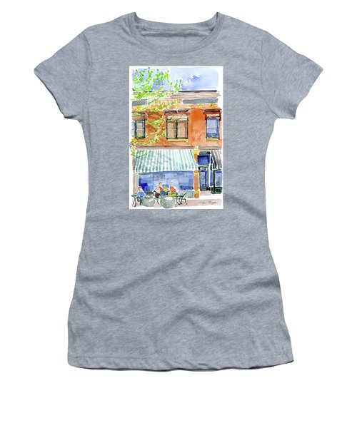 The Girls On Phillips Women's T-Shirt (Athletic Fit)