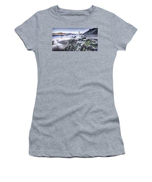 The Golden Gate Bridge Women's T-Shirt