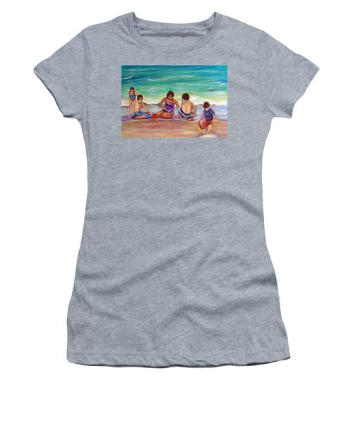 The Grands Women's T-Shirt (Junior Cut) by Patricia Piffath