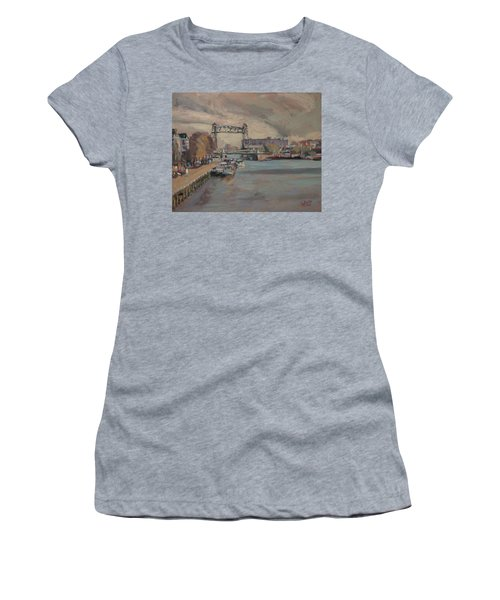 The Hef Rotterdam Women's T-Shirt (Athletic Fit)