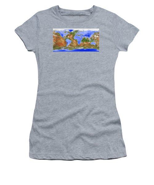 The Inverted World Women's T-Shirt