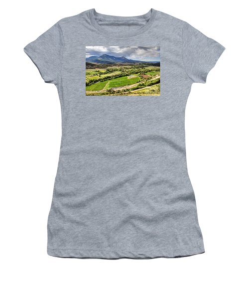 The Jewel Of The North Fork Women's T-Shirt (Athletic Fit)