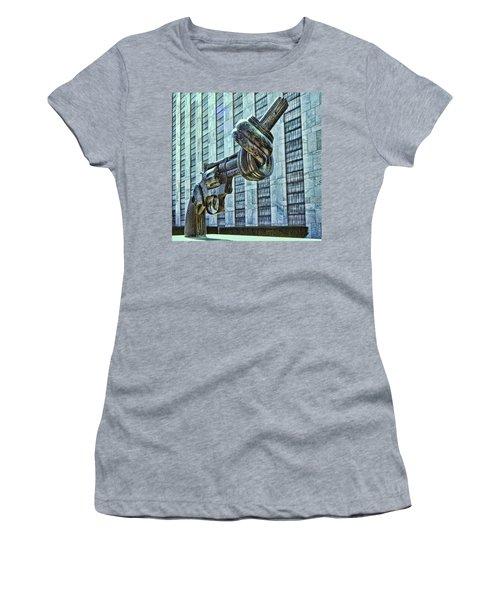 The Knotted Gun Women's T-Shirt