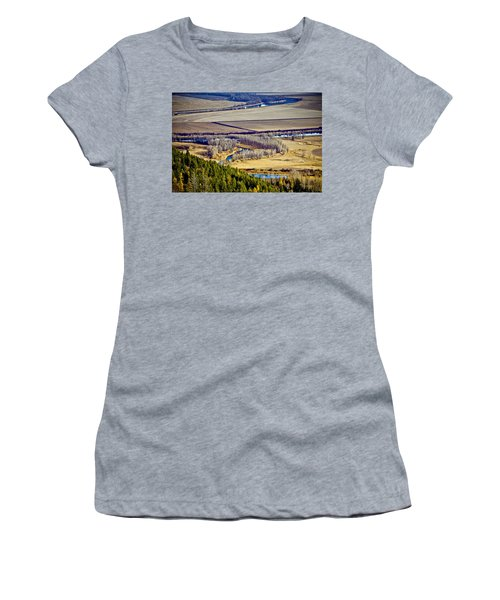 The Kootenai Valley Women's T-Shirt