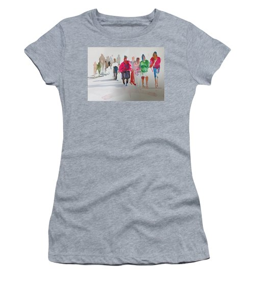 The Ladies Women's T-Shirt
