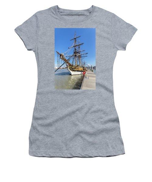 The Lady Washington Women's T-Shirt