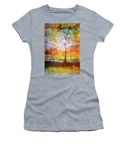 The Light Circle Women's T-Shirt