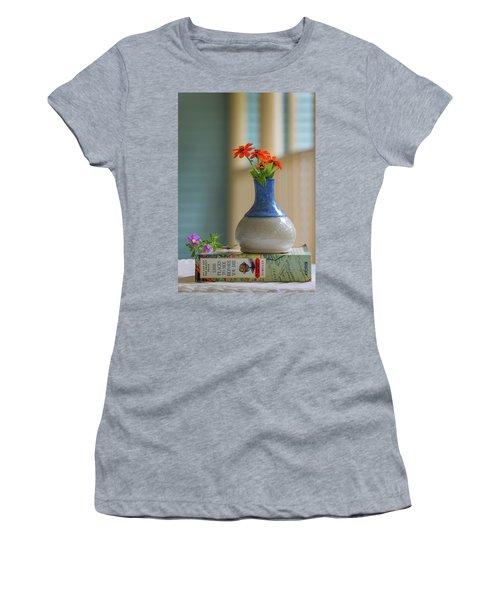 The Little Vase Women's T-Shirt (Athletic Fit)