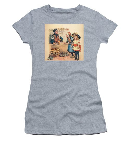 The Little Wooden Shoe Maker Women's T-Shirt