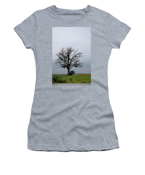 The Lonely Tree Women's T-Shirt