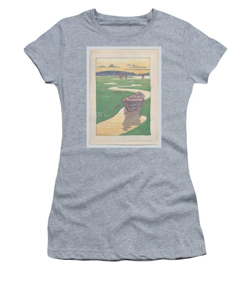 The Lost Boat , Arthur Wesley Dow Women's T-Shirt