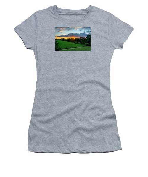 The Lower Rhine Region Women's T-Shirt (Athletic Fit)