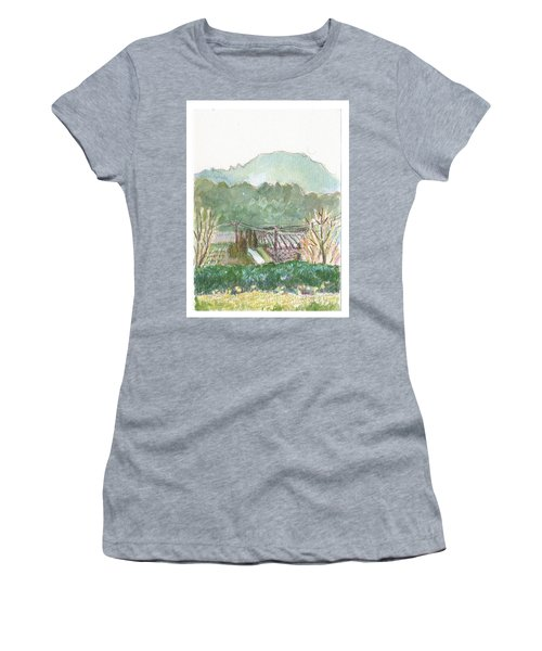The Luberon Valley Women's T-Shirt