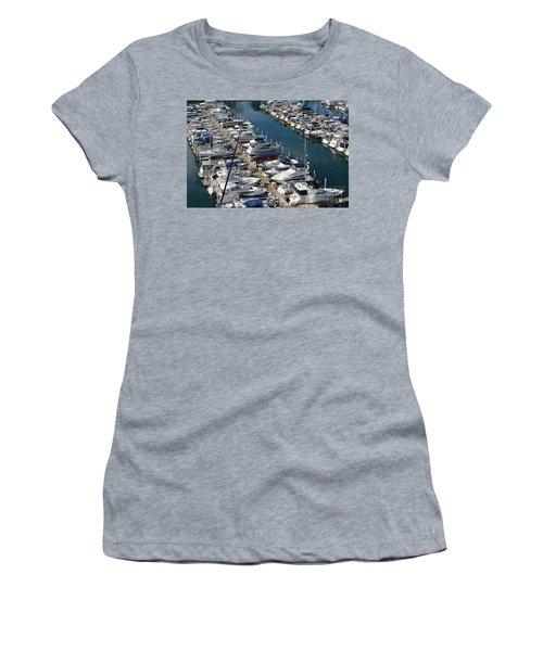 The Marina Women's T-Shirt (Junior Cut) by Renie Rutten