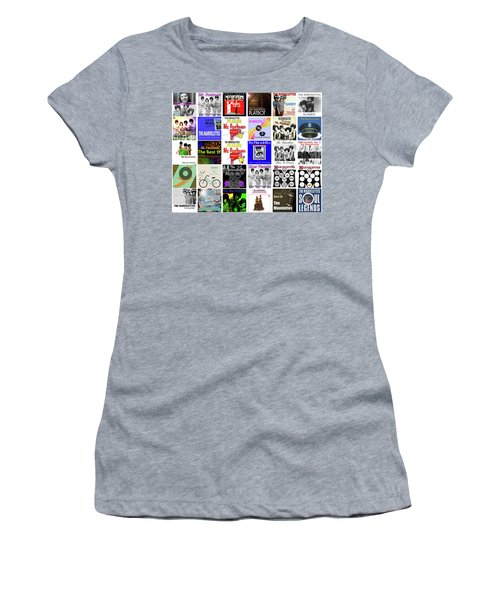 The Marvelettes 2 Women's T-Shirt (Athletic Fit)