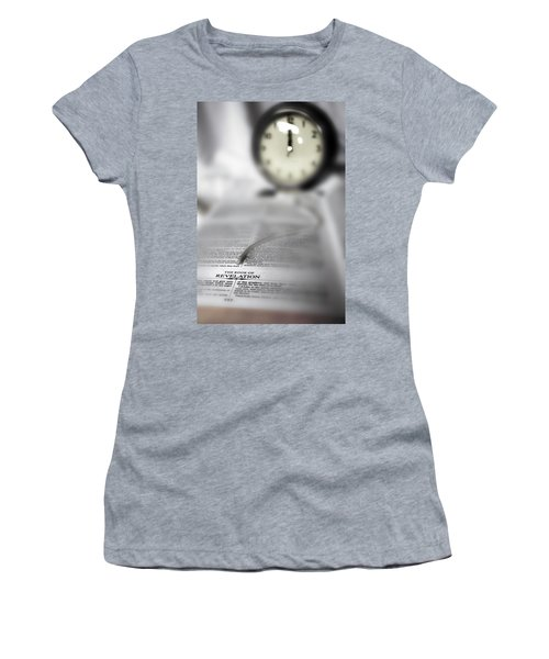 The Midnight Cry Women's T-Shirt (Athletic Fit)