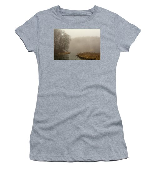 The Morning After Women's T-Shirt (Junior Cut) by Angelo Marcialis
