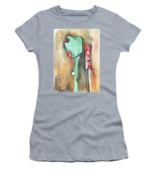 The New Neighbors Women's T-Shirt (Athletic Fit)