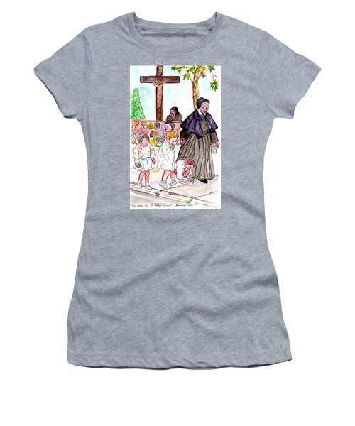 The Nuns Of St Mary's Church Women's T-Shirt