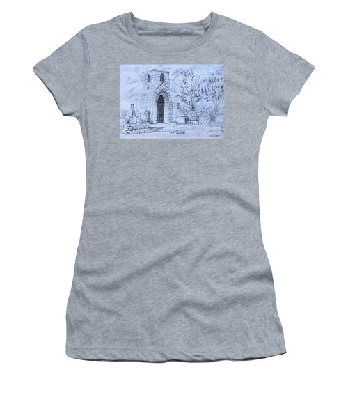 The Old Chantry Women's T-Shirt (Junior Cut)